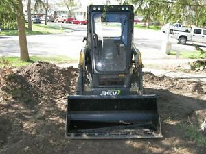 Skid Steer / Bob Cat Services-landscaping,snow, windrows Edmonton Edmonton Area image 4