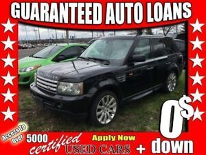 2006 Land Rover Range Rover Sport Supercharged Superch