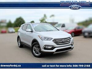 2017 Hyundai Santa Fe Sport LUXURY SUV LEATEHR HEATED PWR SEATS
