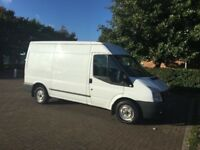 Van with Man Great services