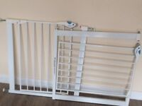 EASY-FIT DELUXE SAFETY GATE