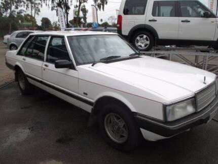 1985 Ford ZL Fairlane LPG/PETROL Sedan