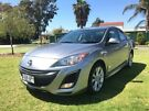 2010 Mazda 3 BL10L1 SP25 Activematic Silver 5 Speed Sports Automatic Sedan Somerton Park Holdfast Bay image 2