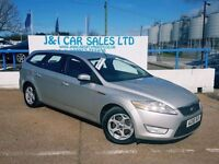 FORD MONDEO 2.0 ZETEC TDCI 5d 140 BHP A LOW PRICE 5DR FAMILY H (silver) 2008
