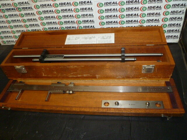 CENTER MIKE 0to8INCH GAGE USED