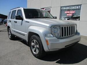 JEEP LIBERTY NORTH EDITION 4X4 2008 GARANTIE+++