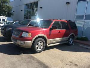 special of the week 2006 ford expedition eddie bauer awd $5995