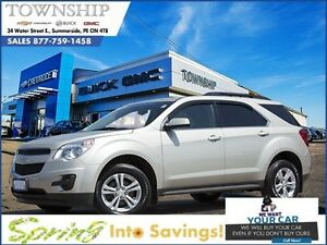 2014 Chevrolet Equinox LT - AWD - Heated Front Seats - Rear Visi