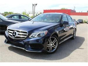 2014 MERCEDES E250 4MATIC BLUETEC/NAVI/CAMERA 360/GARANTIE