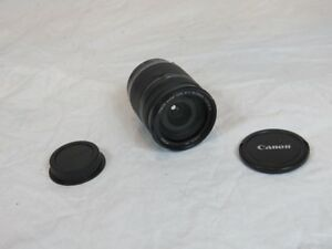 Canon Zoom Lens  EF-S for Sale
