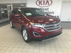 2016 Ford Edge SEL AWD V6 *NAVIGATION/LEATHER HEATED SEATS/REARV