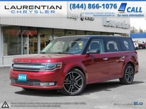 2014 Ford Flex -AS INDIVIDUAL AS YOU ARE!