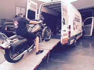 KWIKSHIFT MOTORCYCLE TRANSPORT 24/7, FAST,EFFICENT & PROFESSIONAL Blacktown Blacktown Area Preview