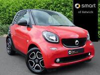 smart fortwo coupe PRIME PREMIUM PLUS (red) 2016-06-13