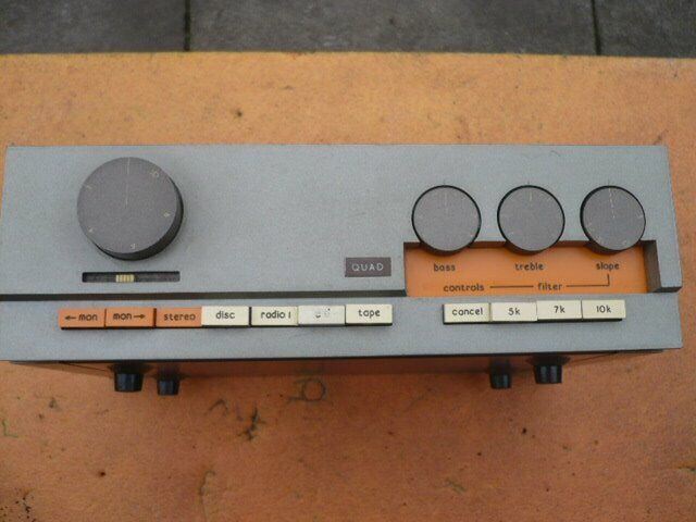 Quad 33 preamp, 303 power amp and FM3 stereo tuner | in Kennoway, Fife |  Gumtree