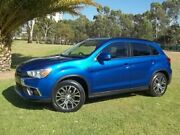 2017 Mitsubishi ASX XC MY17 LS 2WD 6 Speed Constant Variable Wagon Murray Bridge Murray Bridge Area Preview
