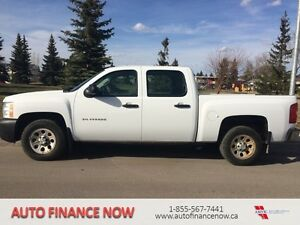 2011 Chevrolet Silverado 1500 crew 4x4 RENT TO OWN $11/DAY