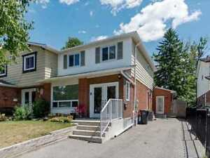 3 Bed Semi-detached house in Brampton for rent