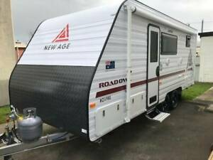 Triple Bunk 19ft Road Owl Bunk Ensuite Comfort Pack Youngtown Launceston Area Preview
