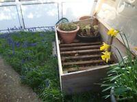 Garden coldframe/propagater