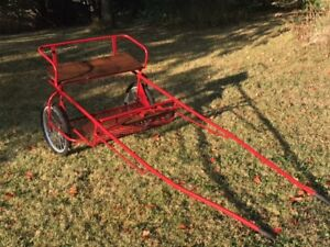 RED PONY CART for sale