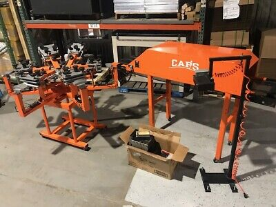 Caps Screen Printing Equipment Printer Conveyor Dryer Press Flash- Michigan