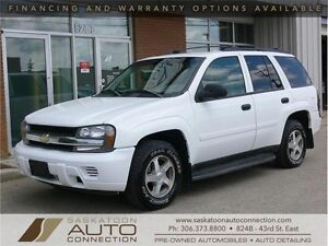 2006 Chevrolet TrailBlazer LS 4x4