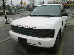 Reduced 2003 Land Rover Range Rover HSE