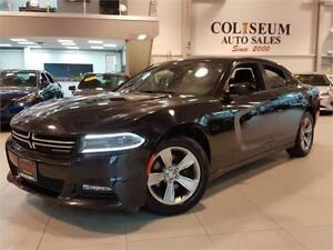 2015 Dodge Charger SXT-SUNROOF-BLUETOOTH-ONLY 48KM