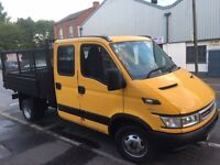 Ford Iveco Daily Tipper