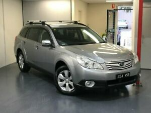 2009 Subaru Outback B5A MY10 2.5i Lineartronic AWD Silver 6 Speed Constant Variable Wagon Mill Park Whittlesea Area Preview