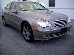 2007 MERCEDES BENZ C 230 MINT CONDITION,FULLY LOADED
