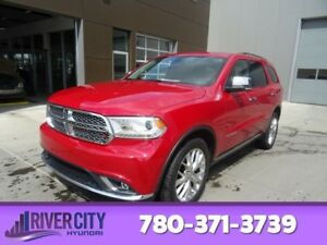 2014 Dodge Durango AWD CITADEL Navigation (GPS),  Leather,  Heat