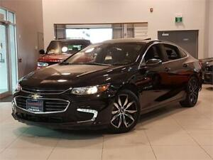 2018 Chevrolet Malibu LT-NAVIGTION-LEATHER-PANO ROOF-CARPLAY-ONL