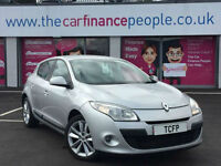 Renault Megane 1.5dCi I - Music ** GOOD/BAD CREDIT CAR FINANCE *** FROM £20 P/WK