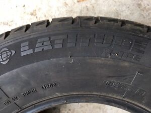 4 Michelin Winter Tires 225/70 R 16 - 250$ West Island Greater Montréal image 3