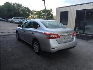 2015 Nissan Sentra****AUTO***BLUE TOOTH****GREAT ON GAS**** London Ontario image 3