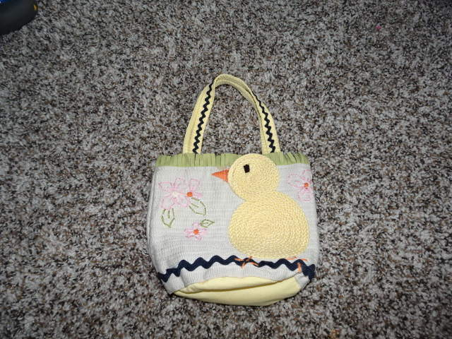 BABY GAP CHICK PURSE BABY TODDLER GIRLS RARE
