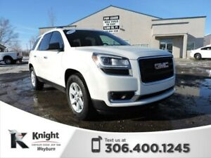 2013 Gmc Acadia SLE1 | Bluetooth | Back Up Camera | Satellite Ra