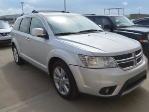 2012 Dodge Journey R/T AWD - Leather - DVD - 3rd Row 7 seater