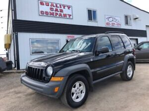 2006 Jeep Liberty Sport SALE PRICED ONLY $5950!!