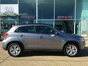2018 Mitsubishi ASX XC MY18 LS 2WD Grey 6 Speed Constant Variable Wagon Fyshwick South Canberra Preview