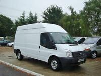 2013 FORD TRANSIT 2.2 TDCi 350 LWB High Roof Euro5 [RWD]