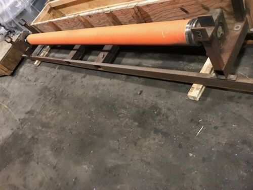 "Bowed Roll 7"" (179mm) Dia. X 120"" (3.04m) Face"