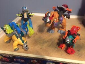 Imaginex Dinosaurs - $30 for all