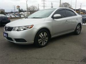 2013 Kia Forte EX, Immaculate Condition, Low km!