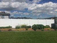 PVC Fence, Vinyl Fence, PRICE REDUCTION!! - CAN Supply Wholesale