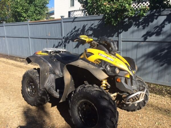 Used 2009 Can-Am Renegade 800 'X'