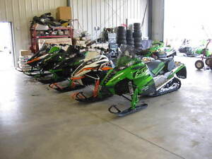 GREAT DEALS & A FREE TRAIL PASS ON NEW SLEDS Kitchener / Waterloo Kitchener Area image 9