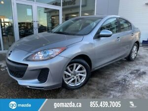 2013 Mazda Mazda3 2 SETS OF RIMS AND TIRES/LOW KMS